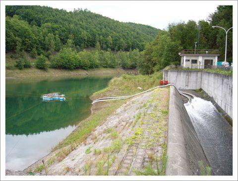 ダム工事(揚程8m以上)